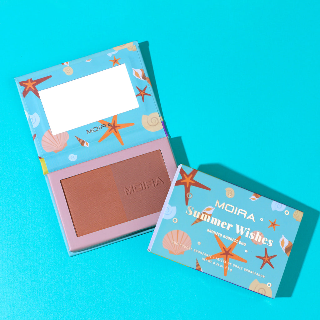 Summer Wishes Dual Bronzer