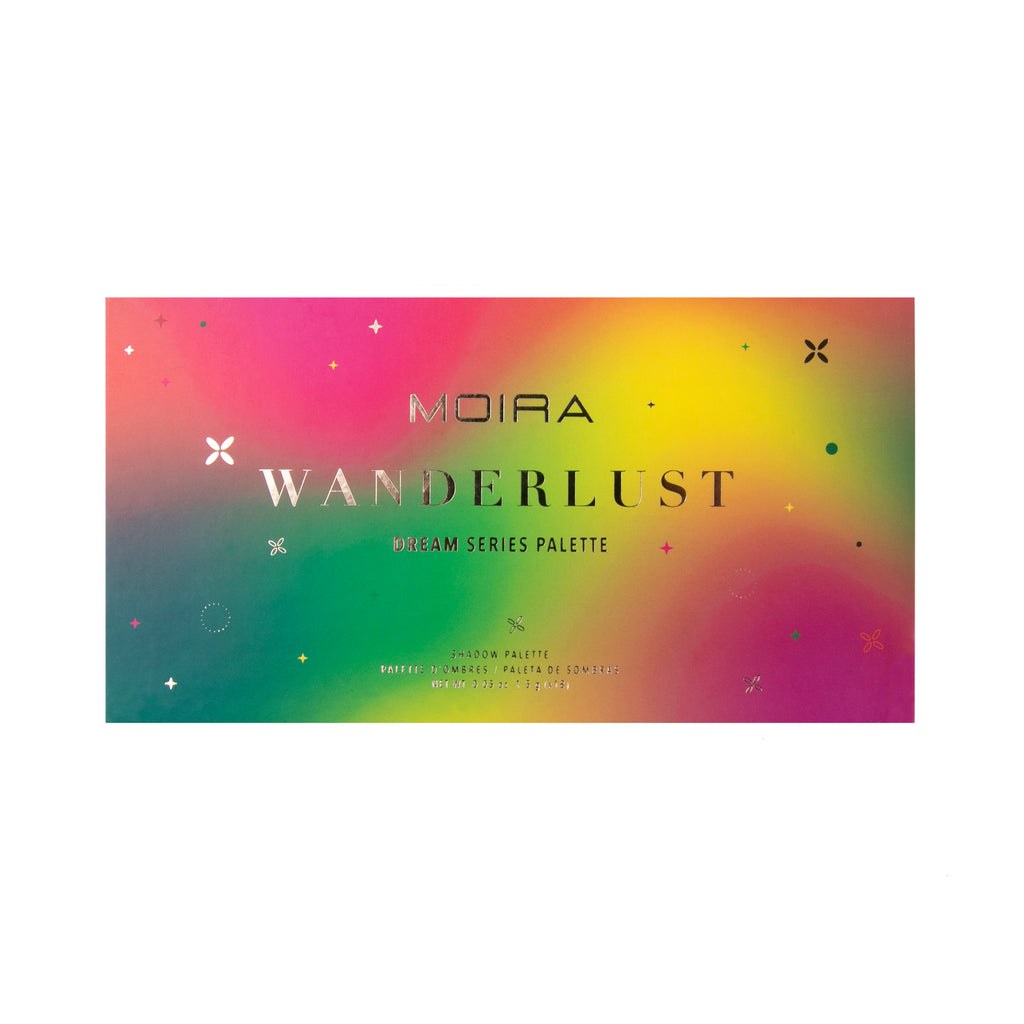 WANDERLUST DREAM PALETTE