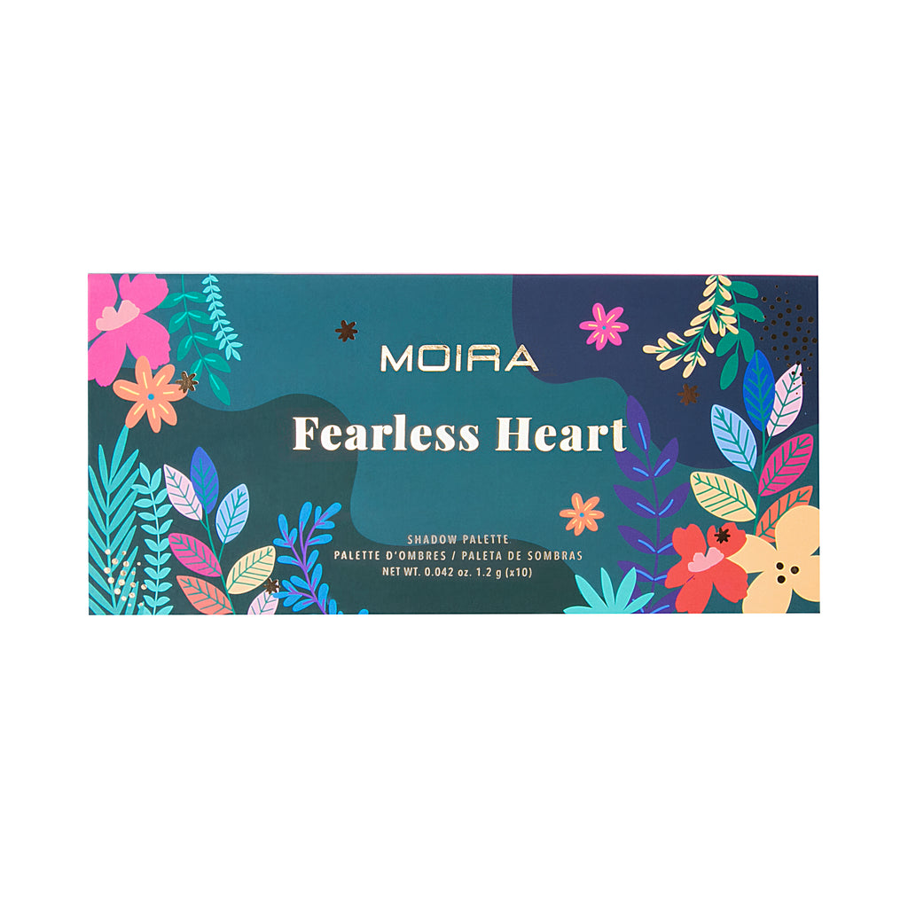 FEARLESS HEART PALETTE
