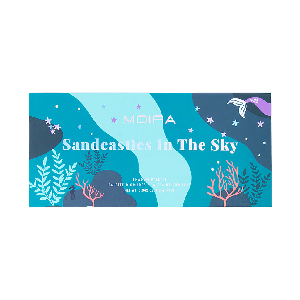 SANDCASTLES IN THE SKY PALETTE