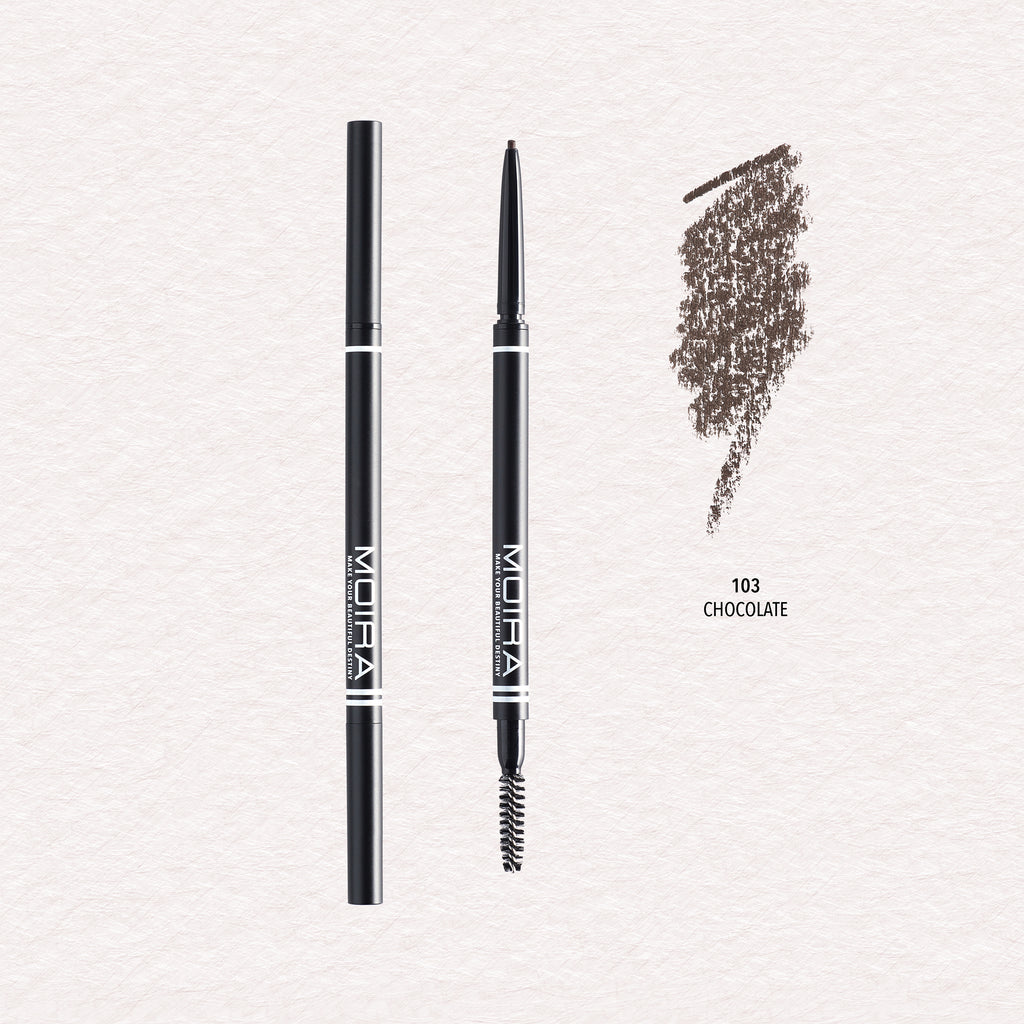 FINE BROW PENCIL - 103 Chocolate