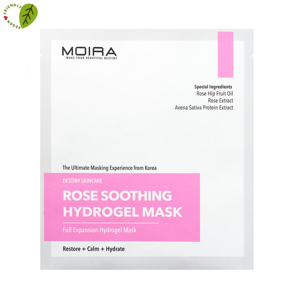 Rose Soothing Hydrogel Mask