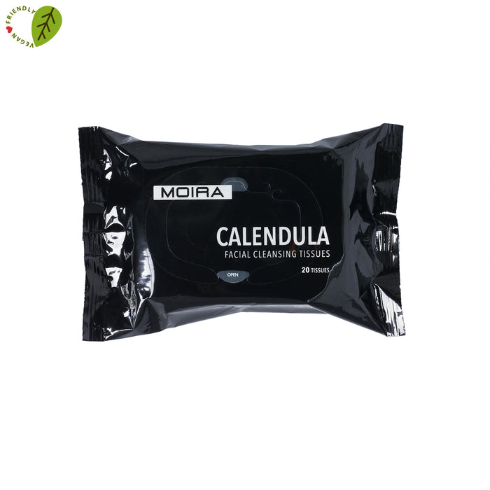Calendula Facial Cleansing Tissues (20 Count)