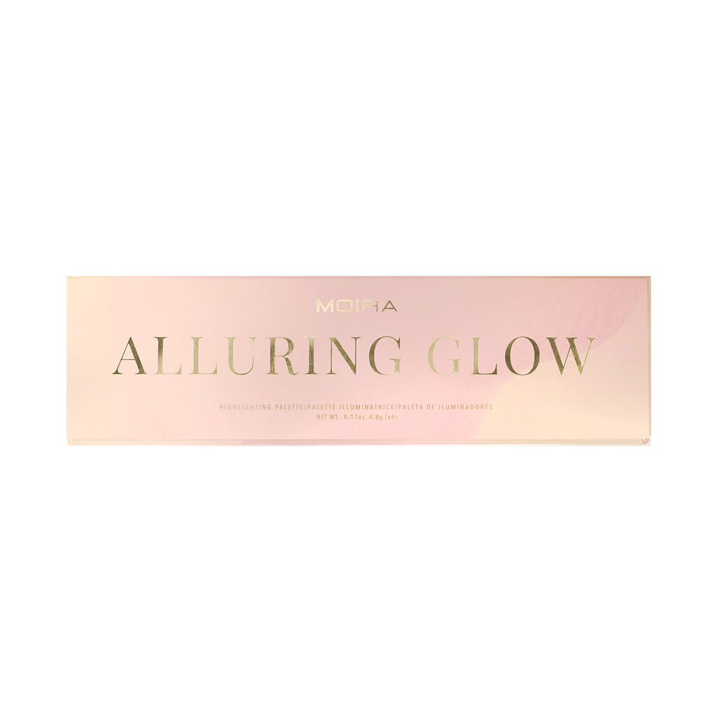Alluring Glow Highlighting Palette