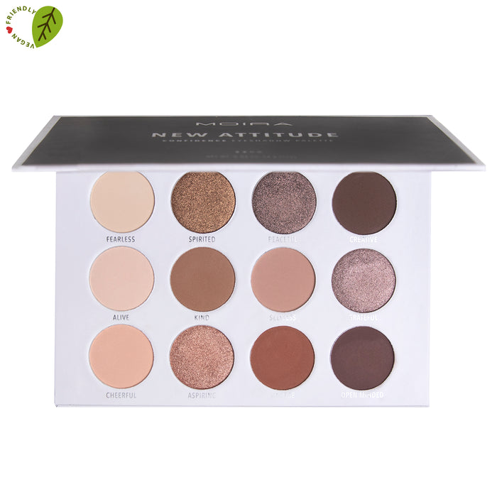 New Attitude Eyeshadow Palette