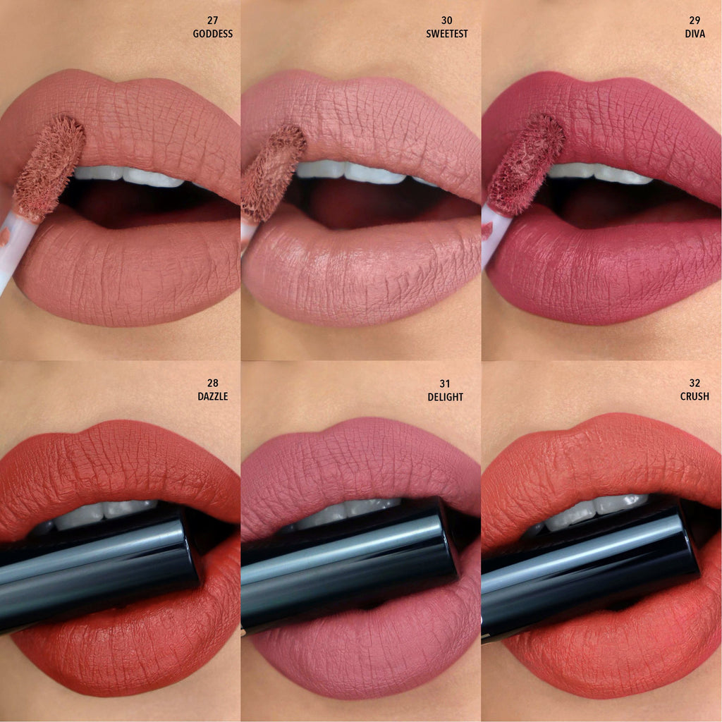 Delight - MATTE LIQUID LIPS