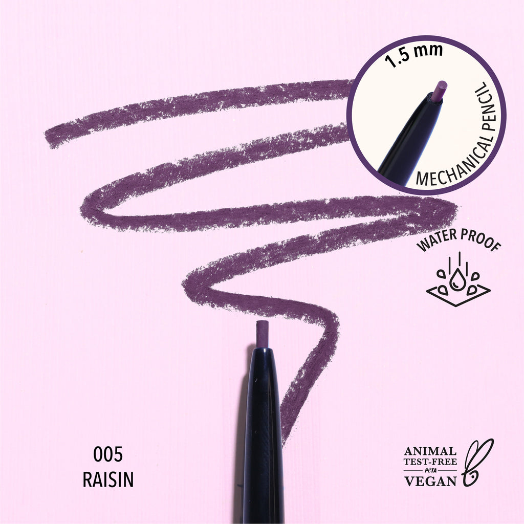 1.5MM UNDENIABLE GEL LINER - 005 Raisin