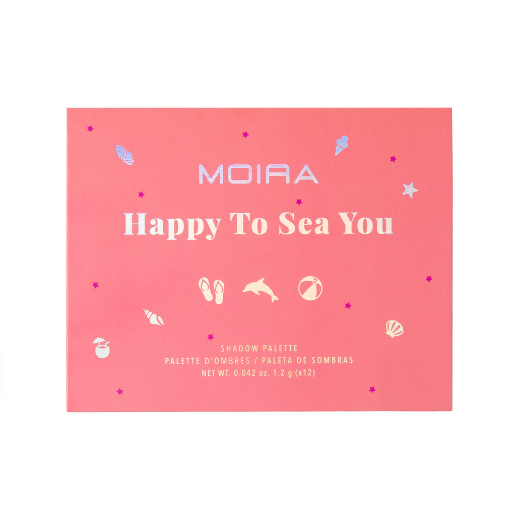 HAPPY TO SEA YOU PALETTE