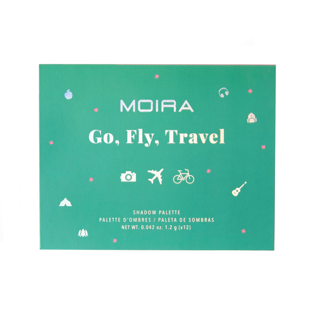 GO, FLY, TRAVEL PALETTE