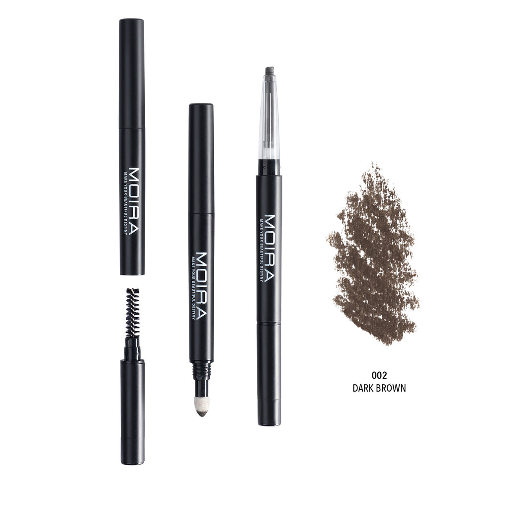 3 In 1 Perfect Brow Dark Brown