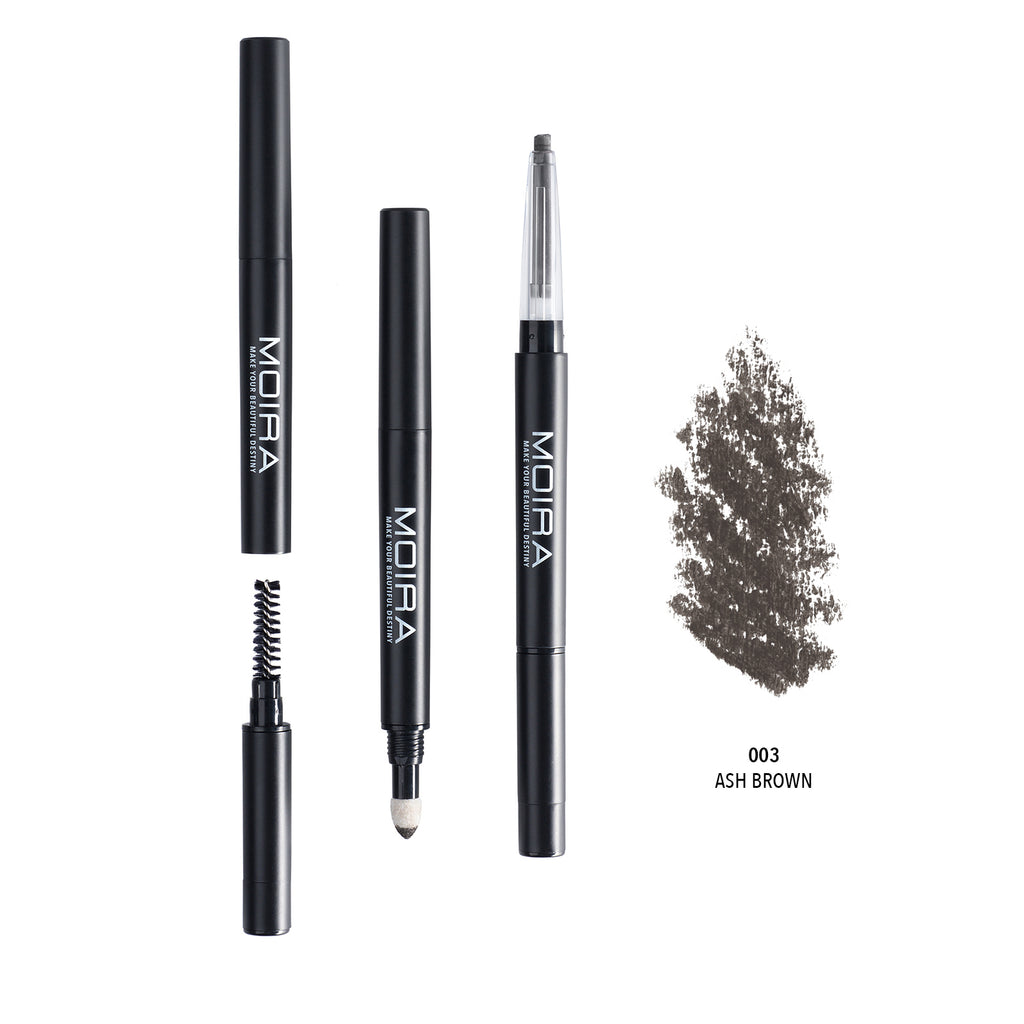 3 In 1 Perfect Brow Ash Brown