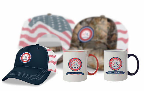 1 Cap, & 2 Coffee Mugs
