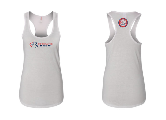 Womens Triblend Racerback Tank Top