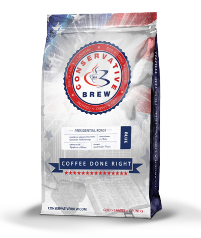 Presidential Roast - Whole Bean Coffee - 16oz