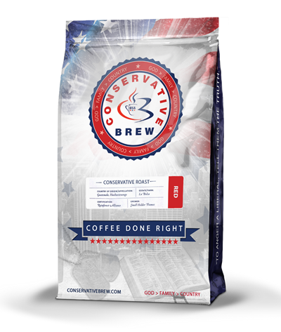 Conservative Roast - Whole Bean Coffee - 16oz