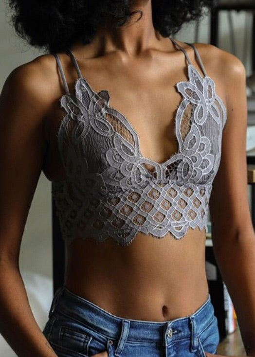 Luxe and Lace Bralette