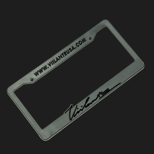 Viilante License Plate Frame