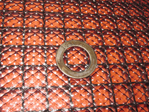 85 Chevrolet Corvette OEM Engine Cylinder Head Valve Springs Washer