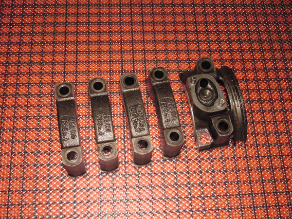 85 Chevrolet Corvette OEM Engine Crankshaft Bearing Main Cap