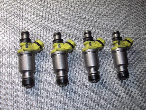1991-1995 Toyota MR2 OEM Fuel Injectors Set - 5SFE 2.2L