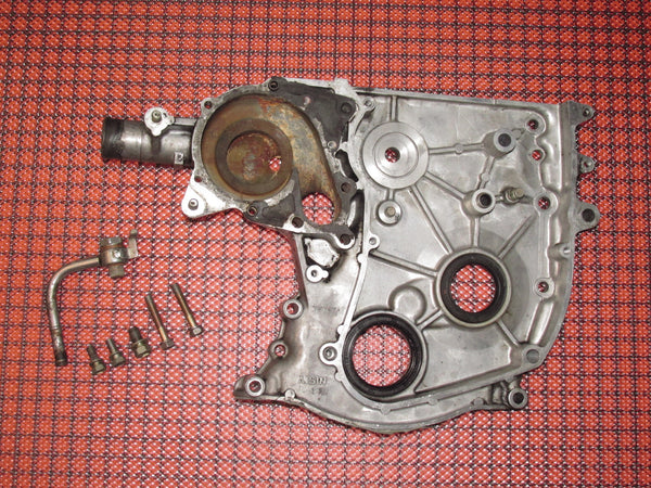 1986-1988 Toyota Supra OEM Turbo Engine Front Housing