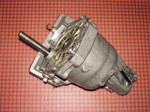 84-88 Chevrolet Corvette OEM M/T 4+3 Transmission Rear Housing Assembly