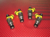 91 92 93 94 95 Toyota MR2 2.2L OEM Fuel Injector Set 23250-74040