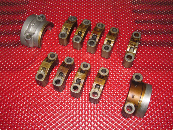 91 92 93 94 95 Toyota MR2 2.2L OEM Camshaft Bearing Cap Set
