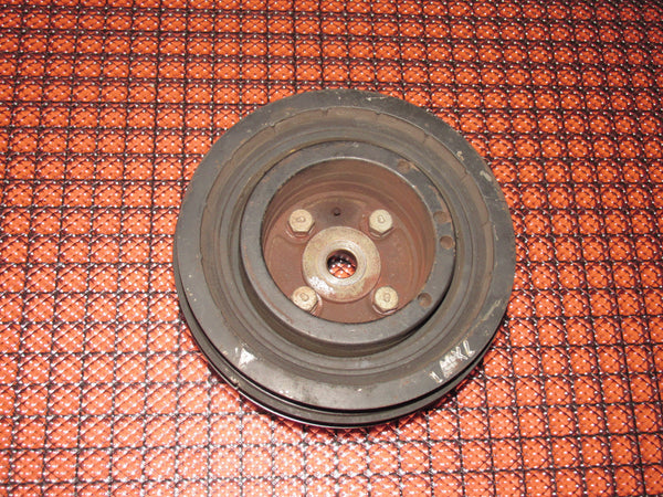 1997-1999 Mitsubishi Eclipse OEM Turbo Crankshaft Harmonic Pulley