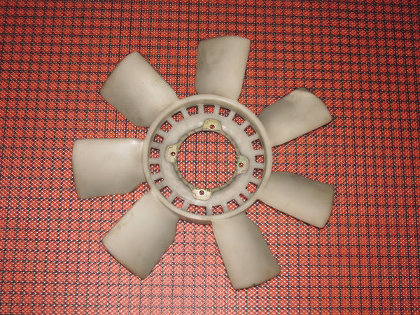 81 82 83 Mazda RX7 OEM 12A Rotary Engine Fan