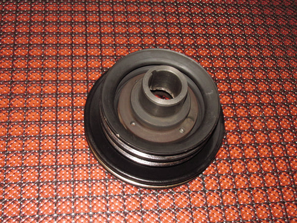 81 82 83 Mazda RX7 OEM 12A Rotary Engine Eccentric Shaft Pulley