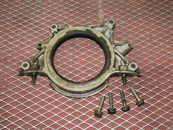 96 97 98 99 00 Honda Civic OEM D15Z4 None Vtec Engine Rear Main Seal