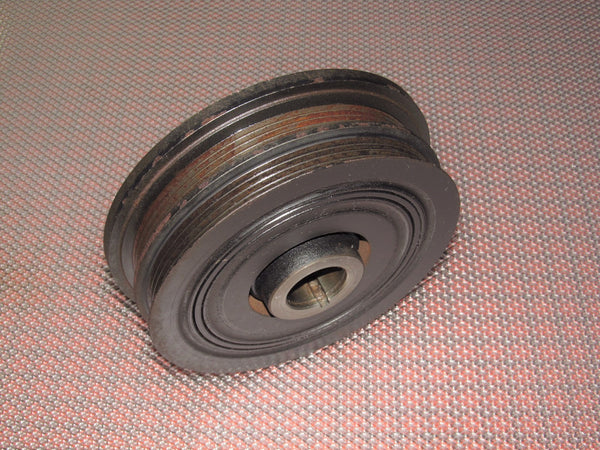 1990-1996 Nissan 300zx Twin Turbo OEM Harmonic Crankshaft Pulley