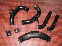 1990-1996 Nissan 300zx Twin Turbo OEM Intake Air Duct Hose Tubes - Set