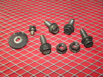 92-93 Toyota Camry OEM V6 A/T Transmission Mount Bolts - Right