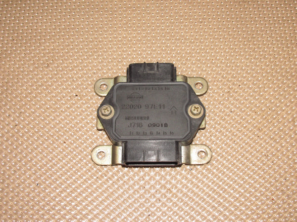 1990-1996 Nissan 300zx Twin Turbo OEM Ignition Igniter Control Module