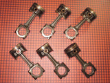 1990-1996 Nissan 300zx Twin Turbo OEM Piston & Piston Rod