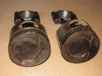 83-85 Porsche 944 Used OEM Piston & Piston Rod Set