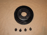 87-89 Toyota MR2 Used OEM Water Pump Pulley - 4AGE