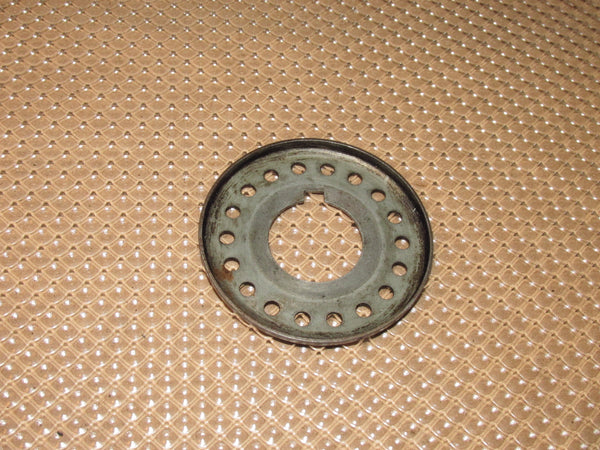 87-89 Toyota MR2 Used OEM Engine Crankshaft Timing Belt Sprocket Plate - 4AGE