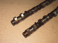 87-89 Toyota MR2 Used OEM Engine Camshaft Set - 4AGE