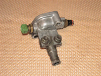 87-89 Toyota MR2 Used OEM Engine Coolant Water Neck - 4AGE