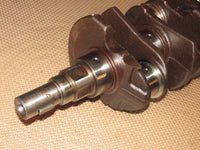 87-89 Toyota MR2 Used OEM M/T Engine Crankshaft - 4AGE