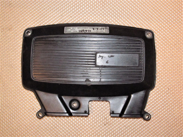 87-89 Toyota MR2 Used OEM Engine Upper Timing Belt Cover - 4AGE