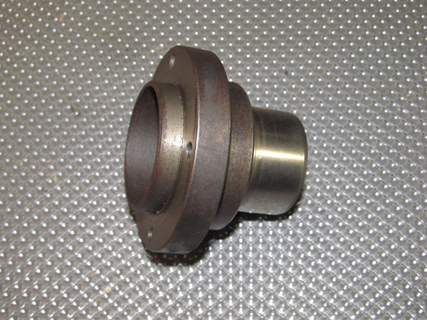 89-91 Mazda RX7 OEM Eccentric Shaft Pulley Mounting Adapter