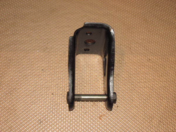 87 88 89 Toyota MR2 Used OEM Transmission Mount Bracket - Rear
