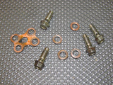 89-91 Mazda RX7 OEM Metering Oil Pump Banjo Bolt Set