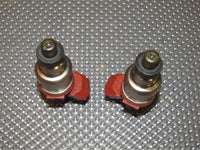 89-91 Mazda RX7 OEM Primary Fuel Injector - Set