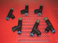 99-00 Ford Mustang 3.8L V6 OEM Fuel Injector Set