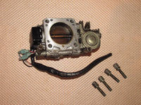 88-89 Nissan 300zx Used OEM Throttle Body & TPS Sensor
